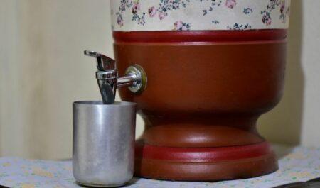 Drinking Distilled Water - Filtering Water
