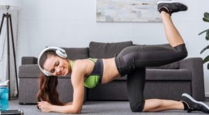 donkey kick exercise for abs workout
