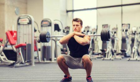 Upper Back Barbell Exercises - back workout barbell