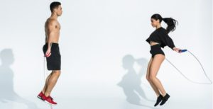 jumping rope workout