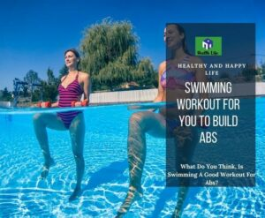Swimming Workout For Abs