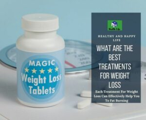 Treatment For Weight Loss