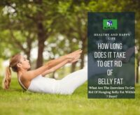 How Long Does It Take To Get Rid Of Belly Fat