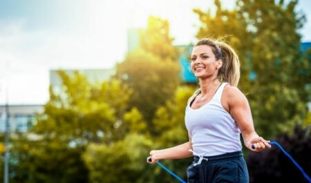 Is It Harder For Women To Lose Weight - Rope Jump Exercises