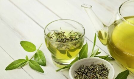 All Day Fat Burning Diet - Green Tea for weight loss