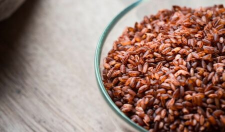 All Day Fat Burning Diet - brown rice