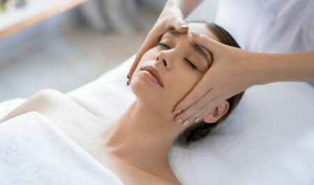 Exercises To Lose Weight In Face - face massage