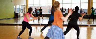 rhythmic aerobic exercise