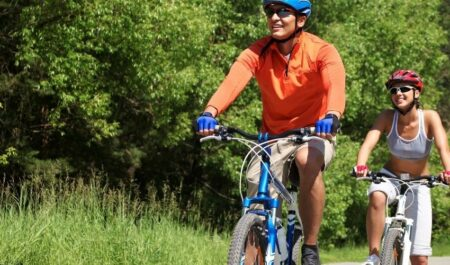 How To Lose Weight In Your Hips - Cycling