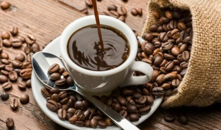 How To Lose Weight In Your Hips - Drink Coffee