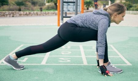 How To Lose Weight In Your Hips - Yoga for hip muscle