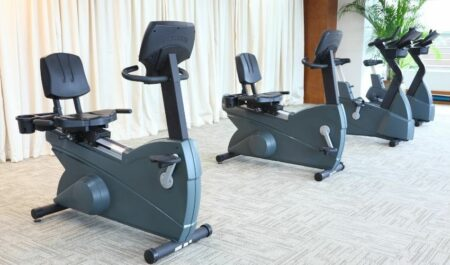 Home Depot Exercise Equipment - exerpeutic stationary bike