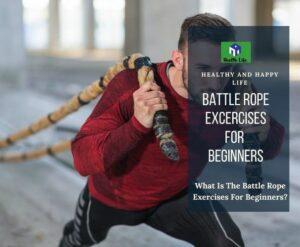 Battle Rope Exercises