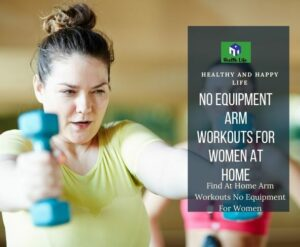 No Equipment Arm Workouts