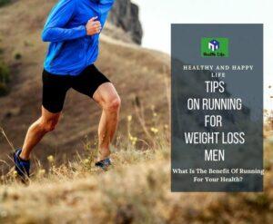 Running For Weight Loss Men