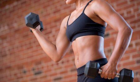 No Equipment Arm Workouts - arm workout