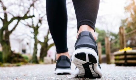 Lose Weight Walking 2 Miles a Day - walking