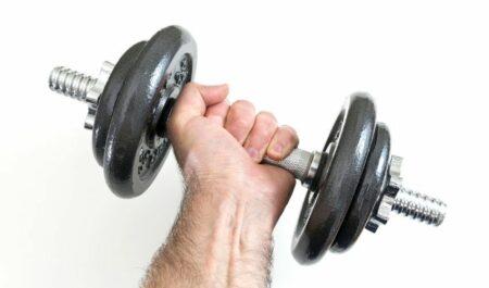 Best Upper Chest Exercises - One Arm Dumbbell