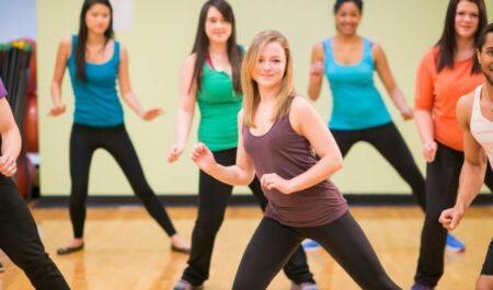 Aerobic Dance Exercise - aerobic dance