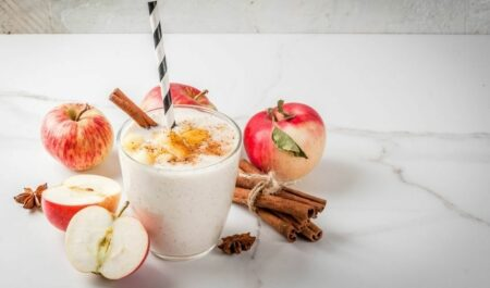 Breakfast Essentials Smoothies - Apple Smoothie