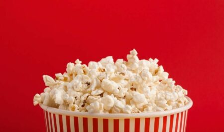 Coconut Oil For Weight Loss - Popcorn