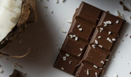 Coconut Oil For Weight Loss - chocolate