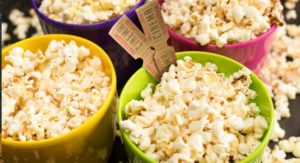 coconut oil for popping popcorn