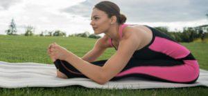 sitting yoga poses