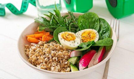 Post Pregnancy Workouts - Proper Nutrition