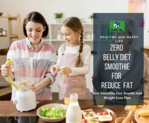Zero Belly Diet Smoothie