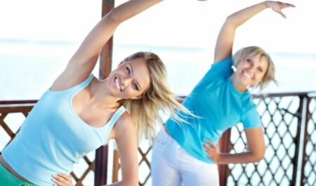 Weight Loss Supplements For Women Over 40 - aerobic exercises