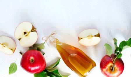 Apple Cider Vinegar And Honey - apple cider vinegar