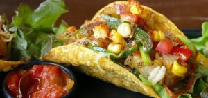 healthy taco salad and detox diet plan