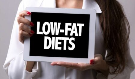 Targeted Ketogenic Diet - Low fat Diet