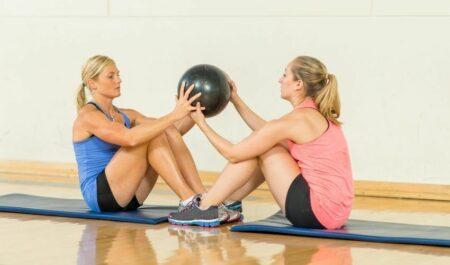 Medicine Ball Ab Workout - Effective Medicine Ball Exercises