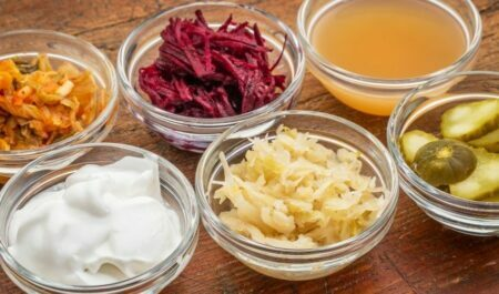 Change Gut Bacteria To Lose Weight - Fermented Foods