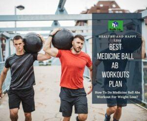 Medicine Ball Ab Workout
