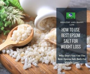 Best Epsom Salt