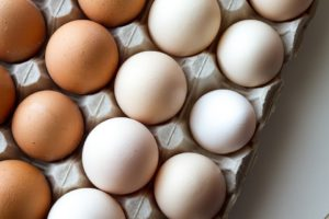 How many grams of protein in an egg