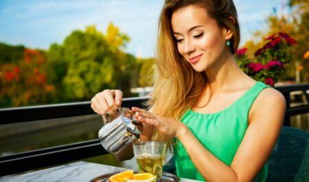 Best Epsom Salt - green Tea