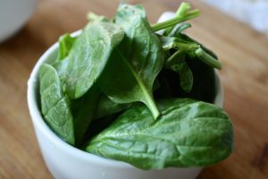 spinach healthy foods for you