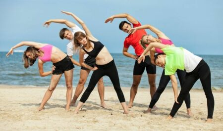 physical activity vs exercise - physical fitness training