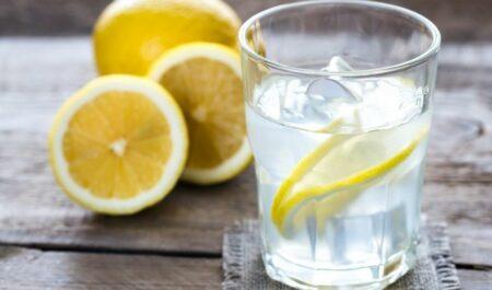 Lemon Water Weight Loss - Lemon and Water