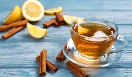 Cinnamon Water - Cinnamon Tea
