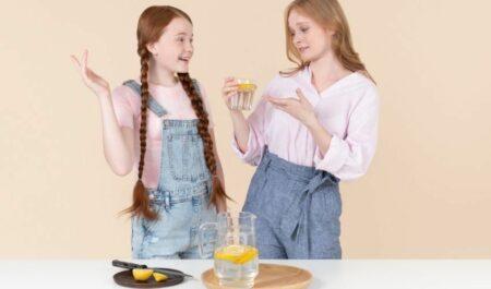 Lemon Water Weight Loss - drink lemon water