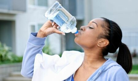 Drinking water To Lose Weight - water remotes wastages