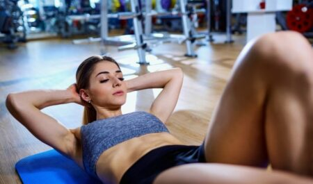 Deadlift For Abs - Abs Exercises