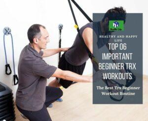 Beginner Trx Workout