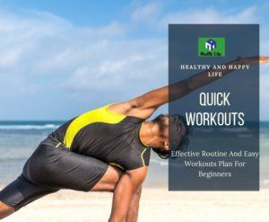 Quick Workouts For Men
