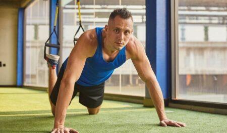 Beginner Trx Workout - TRX cardio